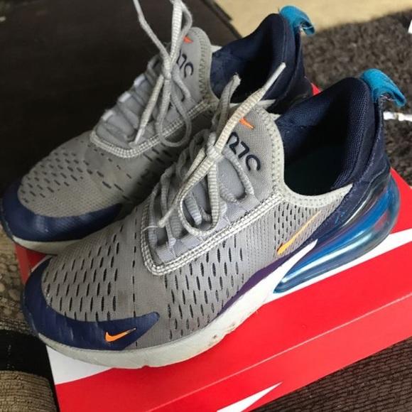 Nike Shoes | Air Max 270 Youth Sz 6 | Poshmark